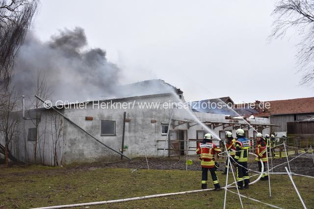 Brand Pferdestall Pesenlern-036