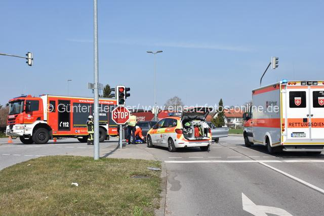 VU Weißbräu-Kreuzung